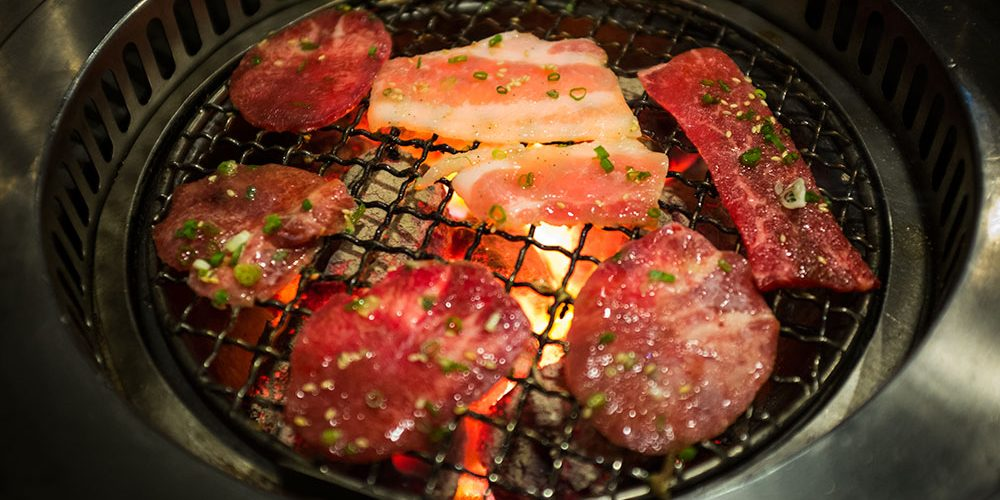 YAKINIKU TAN best food bangkok