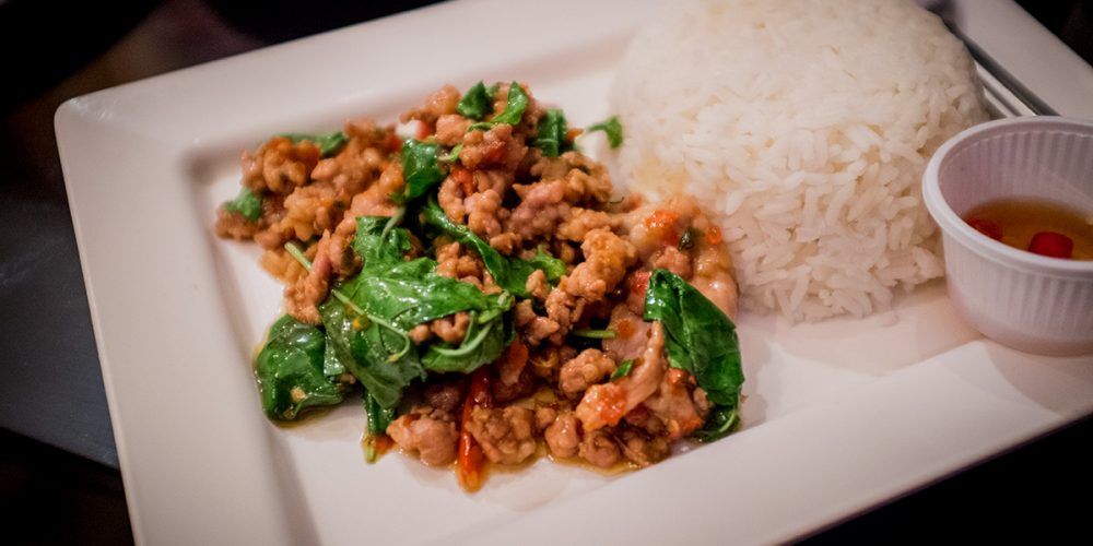 21FRIDAY THAI&KOREAN FOOD