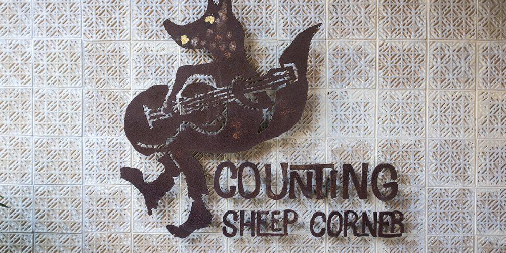 Counting Sheep Corner